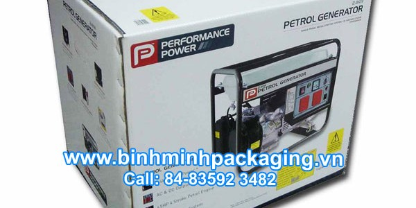 packaging box for electric