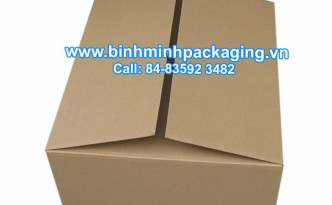 Customized Corrugated Carton