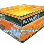 Carton boxes for NANOMAX  Karaoke Amplifier