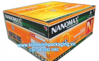 Karaoke Amplifier NANOMAX carton boxes