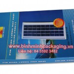 Solar Panels Packaging box