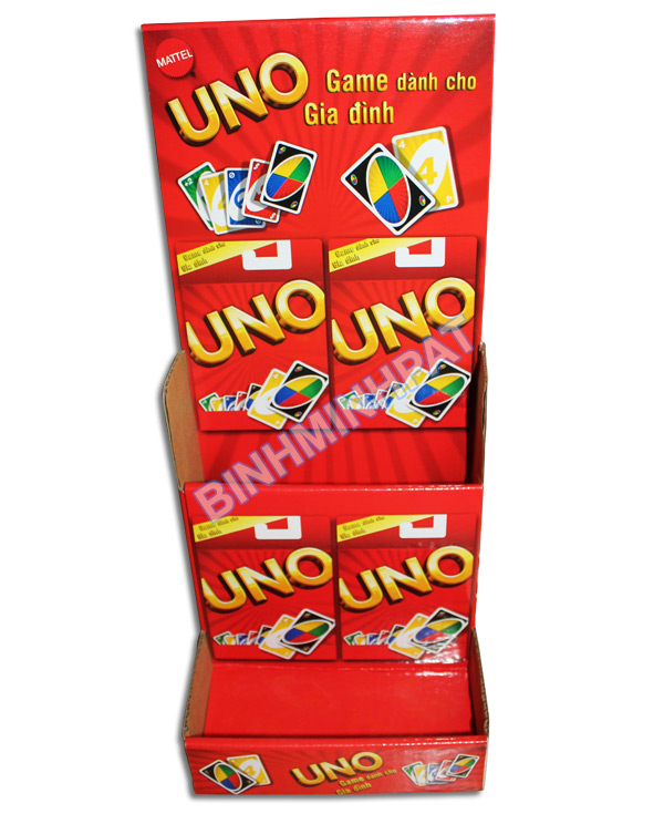 UNO Paper Display Stand