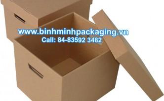 Custom carton box