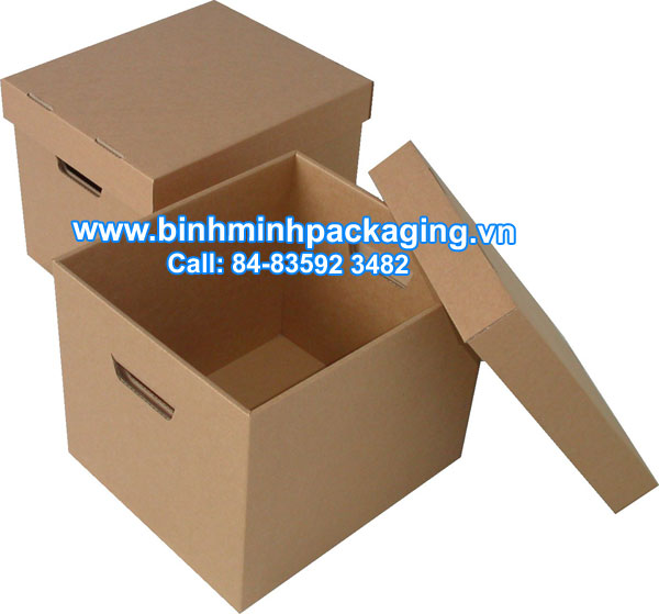 Custom carton box