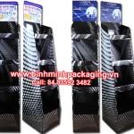 Beautyfair Black Paper Shelf 10 – 4 storey small sample