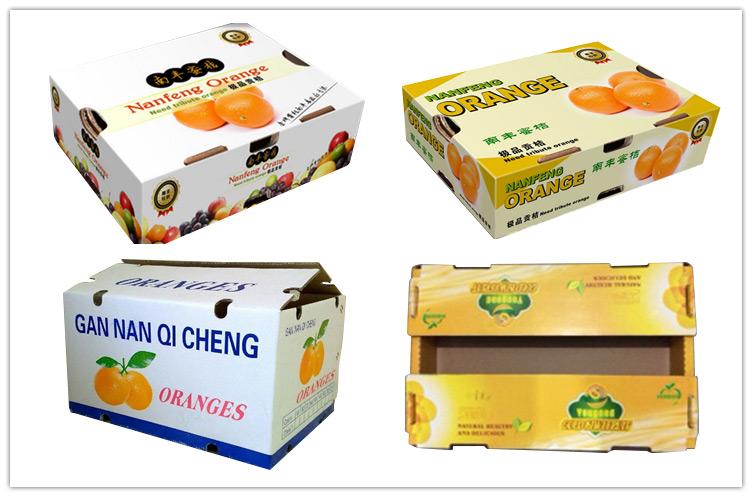 Carton boxes for fresh fruits hinh 2
