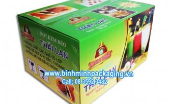 carton for food