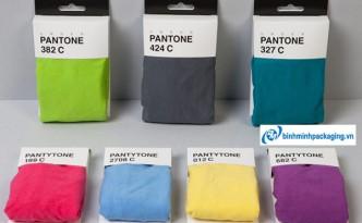 Pantone boxer briefs.