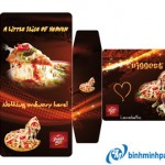 20 Creative Pizza Packaging Design Ideas ( part 2)