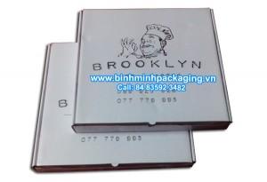 Ecofriendly Corrugated Pizza Box