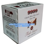 Fish sauce packaging box
