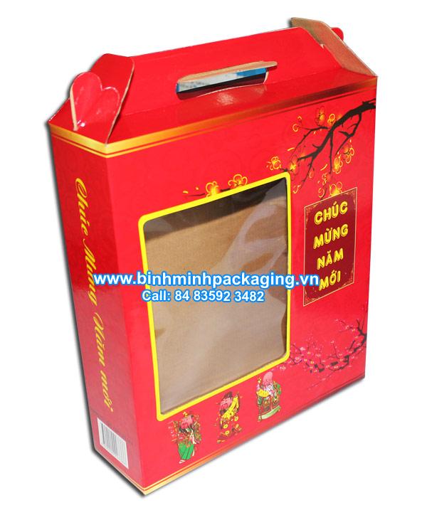 Combo gif carton box
