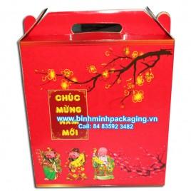 Combo festival 2014 carton box