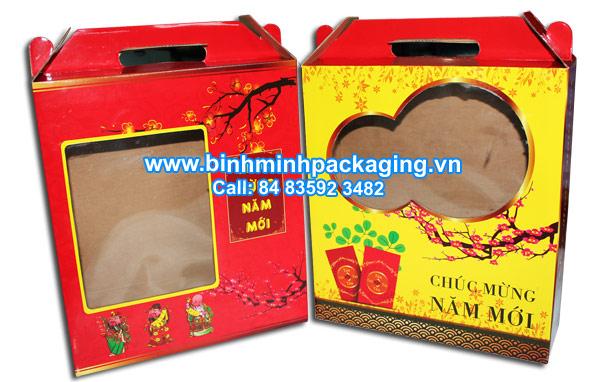 Combo 2014 gif packing carton