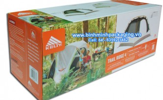 Kelty Trail Ridge 4 carton box
