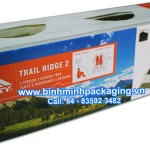 Tents & Shelters packing carton box – Kelty Trail Ridge 2