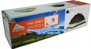 Shelters packing carton box