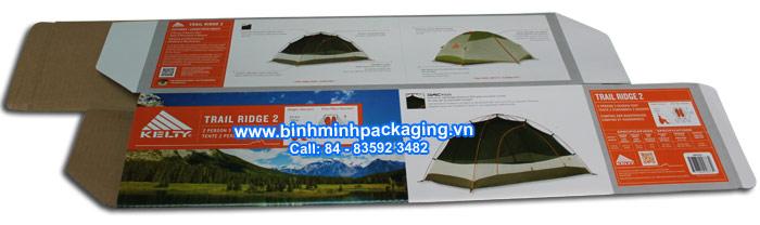 Kelty Trail Ridge 2 carton box