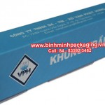 Folding Carton Box With E-flute