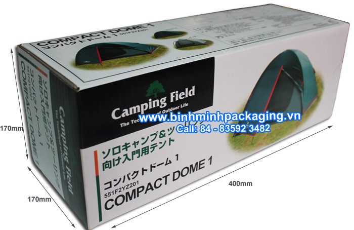 Compact Dome