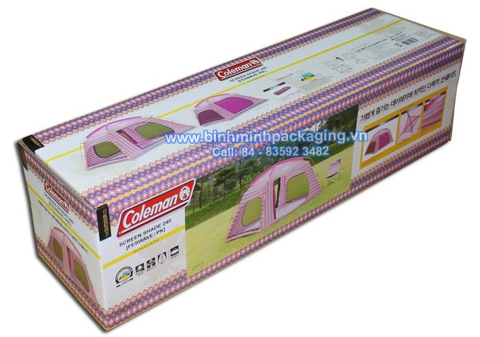 High quality offset printing carton box