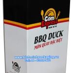 3-ply carton box for Roast duck