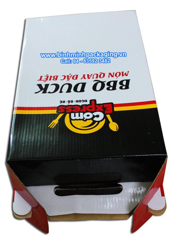 3-ply carton box
