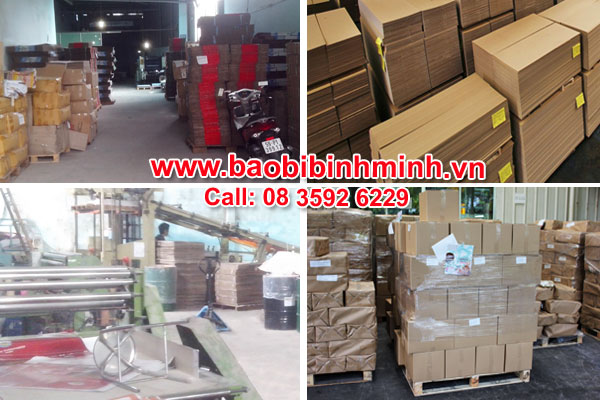 Leading brand of packaging and printing in Vietnam