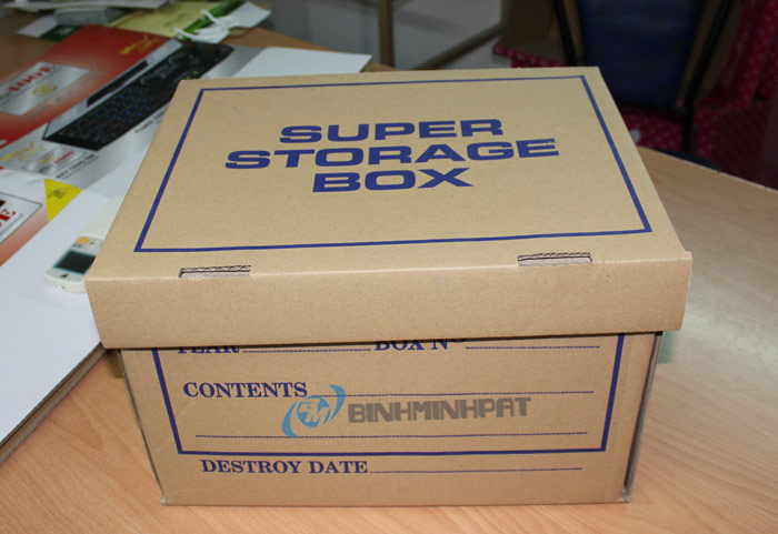 5-Ply Carton Box For Storage Box