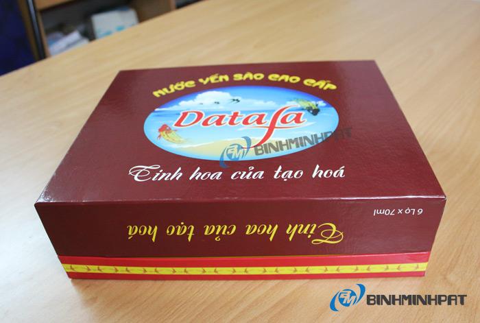 Natural Bird Nest Packaging Box 06