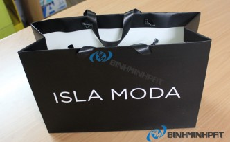 ISLA MODA shopping paper