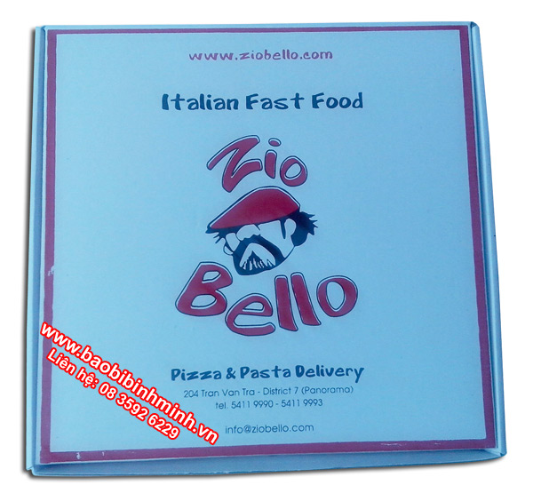 Pizza Box, Pizza Box Manufacture In Viet Nam