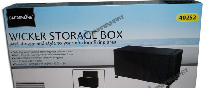 Oversized Offset Printing Box