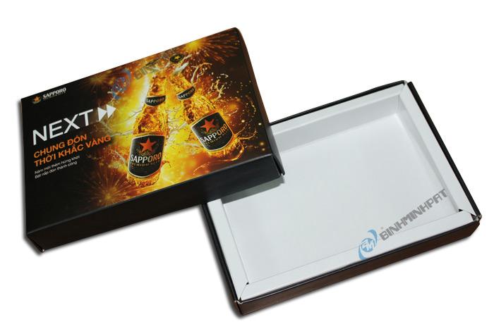 Sapporo Wallet Box
