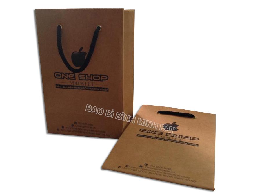 Printing kraft paper bags - img01