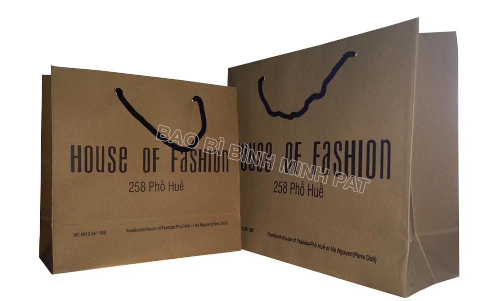 Printing kraft paper bags - img04