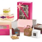 High quality bakery boxes