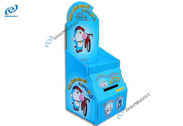 DORAEMON Paper Display Shelves for Gummy Candy - img 02