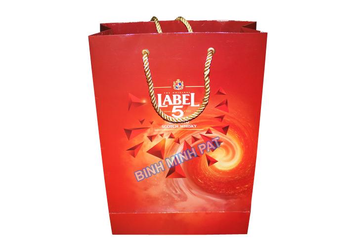 paper bag for Label wine