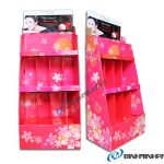 Paper Display Stand For New Year's Sales