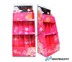 Prink Supermaket Paper Display Shelves, type large - img 01