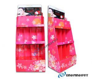 Prink Supermaket Paper Display Shelves, type large - img 01