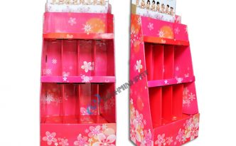 Prink Supermaket Paper Display Shelves, type large - img 02
