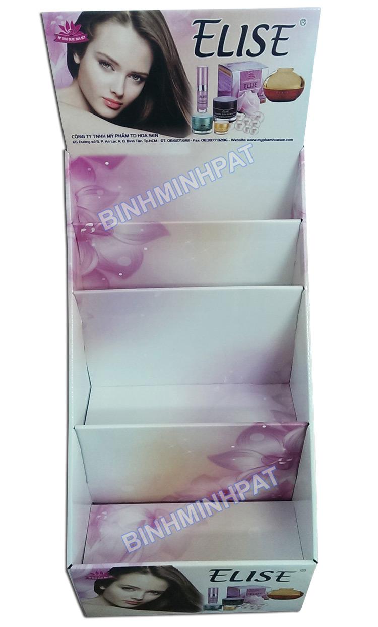 ELISE Cosmetics Display Shelf -img01