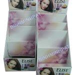 ELISE Cosmetics Display Shelf