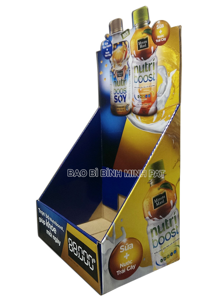 Nutri Boost Soy Display Shelf -img 01