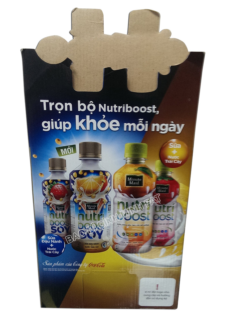 Nutri Boost Soy Display Shelf - img 04