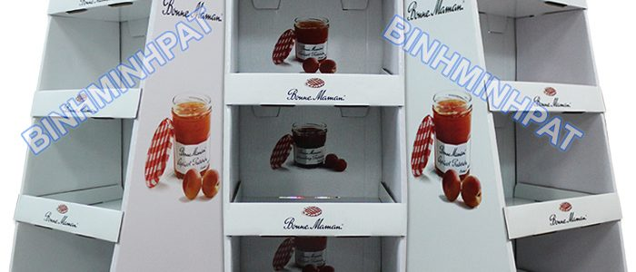 fruit jam display shelf - img 03