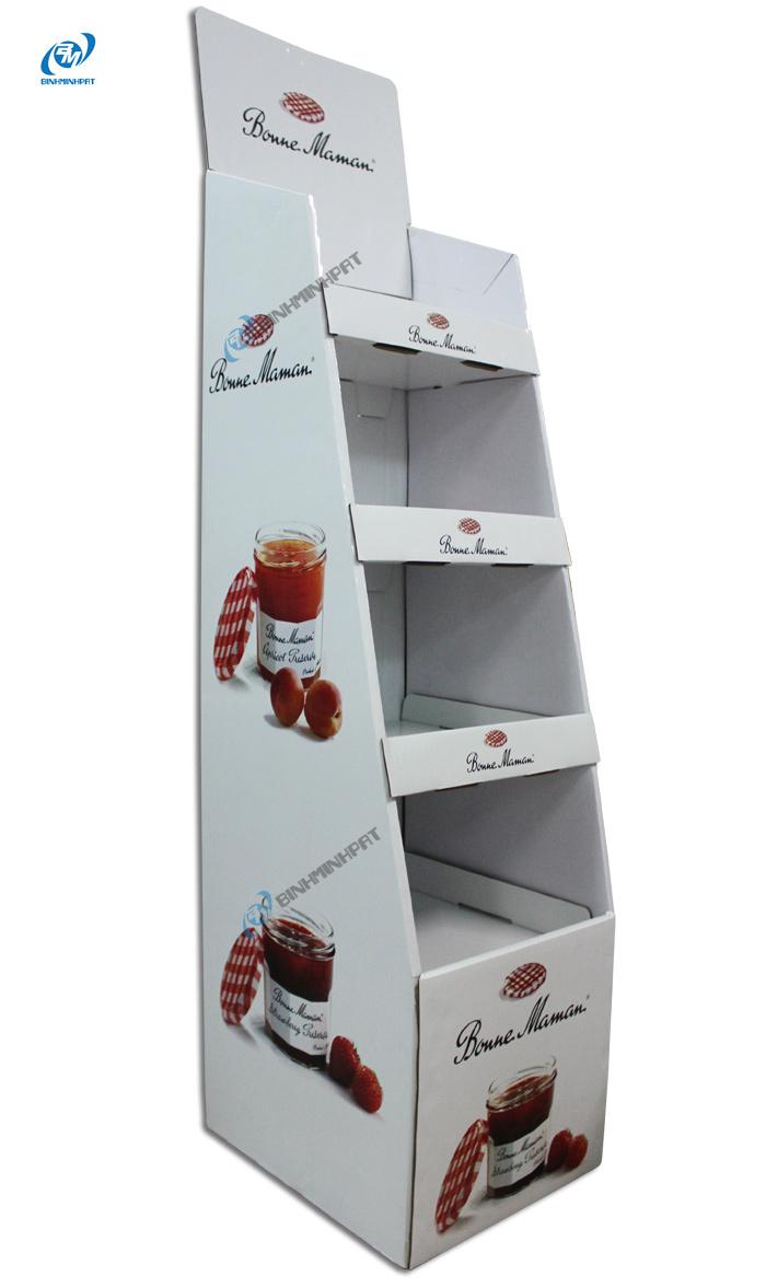 fruit jam display shelf - img 01