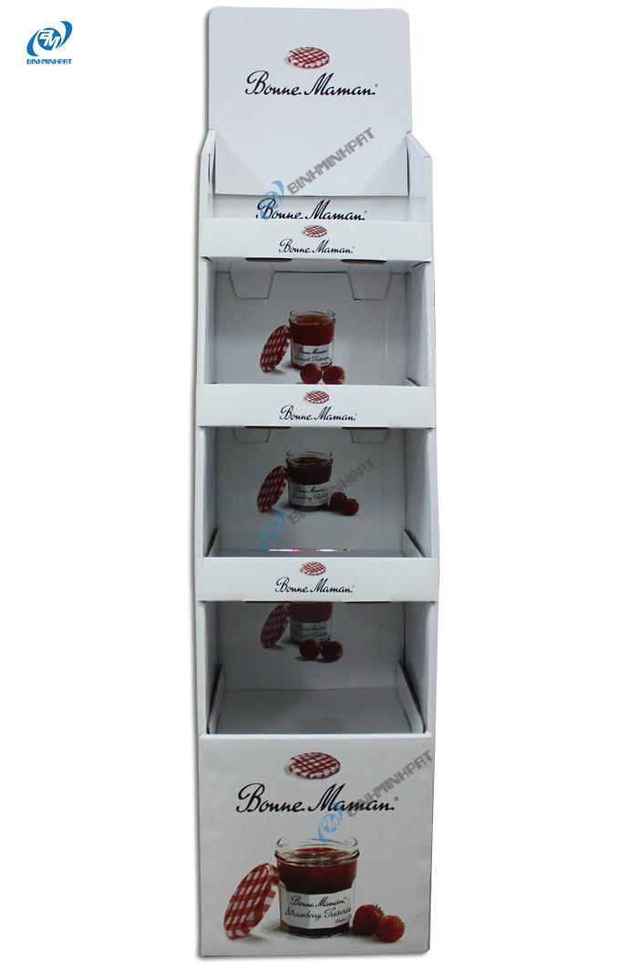fruit jam display shelf - img 02